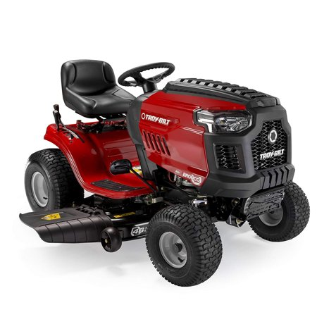 Troy Bilt 540cc Briggs & Stratton Intek Automatic 46 Inch Riding Grass Lawnmower