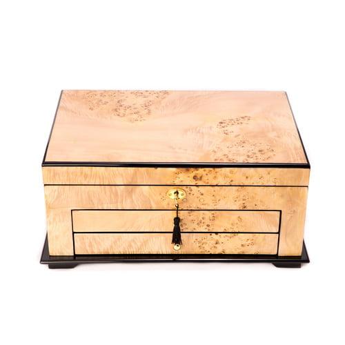 Bey-Berk 3 Level Jewelry Box