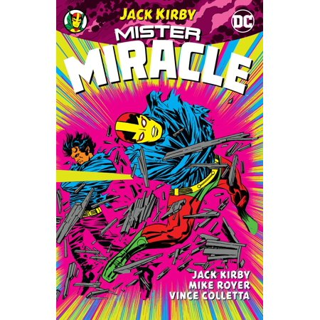 Halloween De Mister Jack (Mister Miracle by Jack Kirby (New)