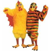 Adult Deluxe Chicken Suit Costume
