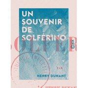 Un souvenir de Solférino - eBook