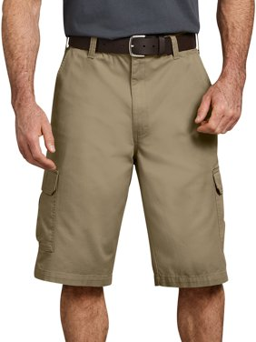 """Dickies Men's 13"""" Loose Fit Twill Cargo Shorts"""