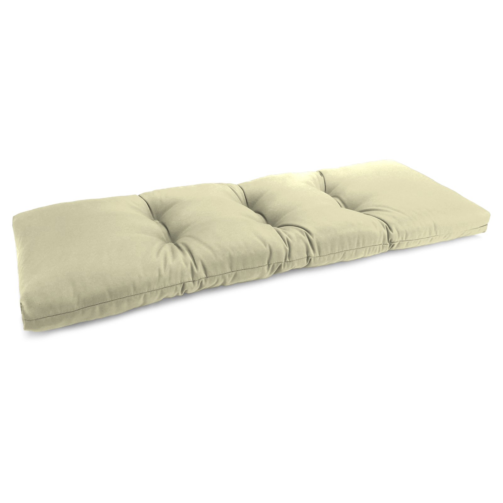 Jordan Manufacturing 13 75 x 38 in Solid Indoor Bench Cushion