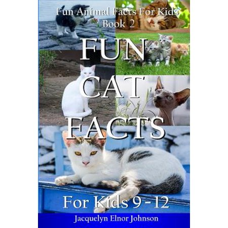 Fun Cat Facts for Kids 9-12 (Fun Halloween Facts For Kids)