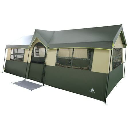 Ozark Trail Hazel Creek 12 Person Cabin Tent