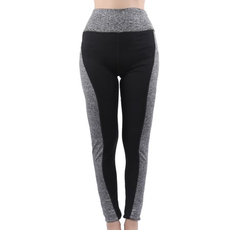 Women Sports Athletics Running Stretchable Pants Yoga Legging # 1 M