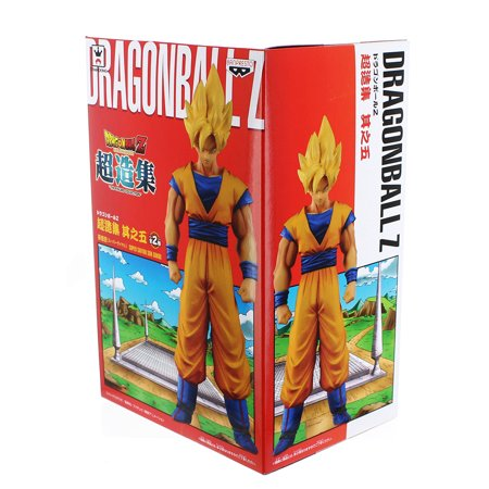 "Dragon Ball Z Chozousyu Super Saiyan Son Goku 5.9"" Collectible Figure"