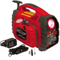 Speedway 52036 Power Station Jump Starter, 12 VDC, 8 A, Lead-Acid Battery