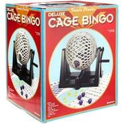Pressman - Deluxe Cage Bingo