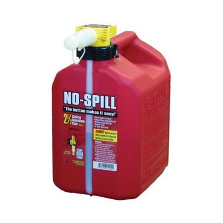 No-Spill 1405 Gas Can - 2 1/2gal.