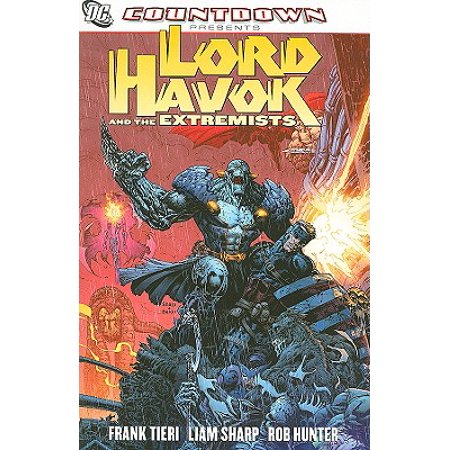 Countdown Presents: Lord Havok and the Extremists](Davey Havok Halloween)