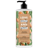Love Beauty And Planet Purposeful Hydration Cleansing Conditioner CoWash Shea Butter & Sandalwood 16 oz
