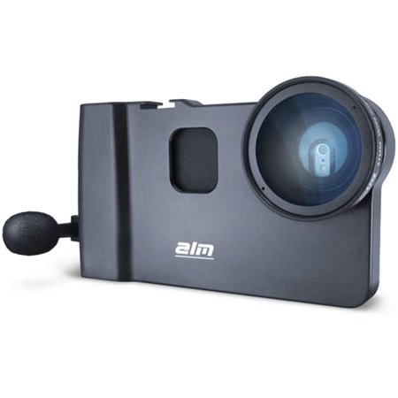 Image of ALM mCAM Stabilizer Mount with Video Lens & Microphone for iPhone 6 / 6S