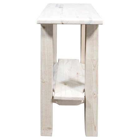 Provincial Homestead - Montana Woodworks Homestead Chairside Table