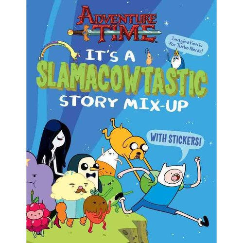 It's a Slamacowtastic Story Mix-Up