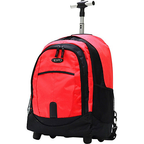 """Olympia 19"""" Rolling Backpack"""