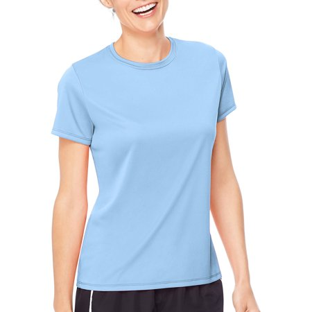 - Hanes Sport Women's Cool DRI Performance T-Shirt (50+ UPF)