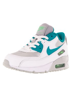 56716ee69a30 Product Image Nike Kids Air Max 90 Ltr (PS) Running Shoe