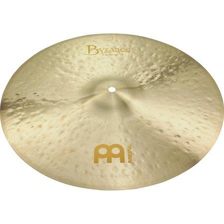 Meinl Byzance Jazz Thin - Meinl Byzance Jazz Medium Thin Crash Traditional Cymbal 18 in.