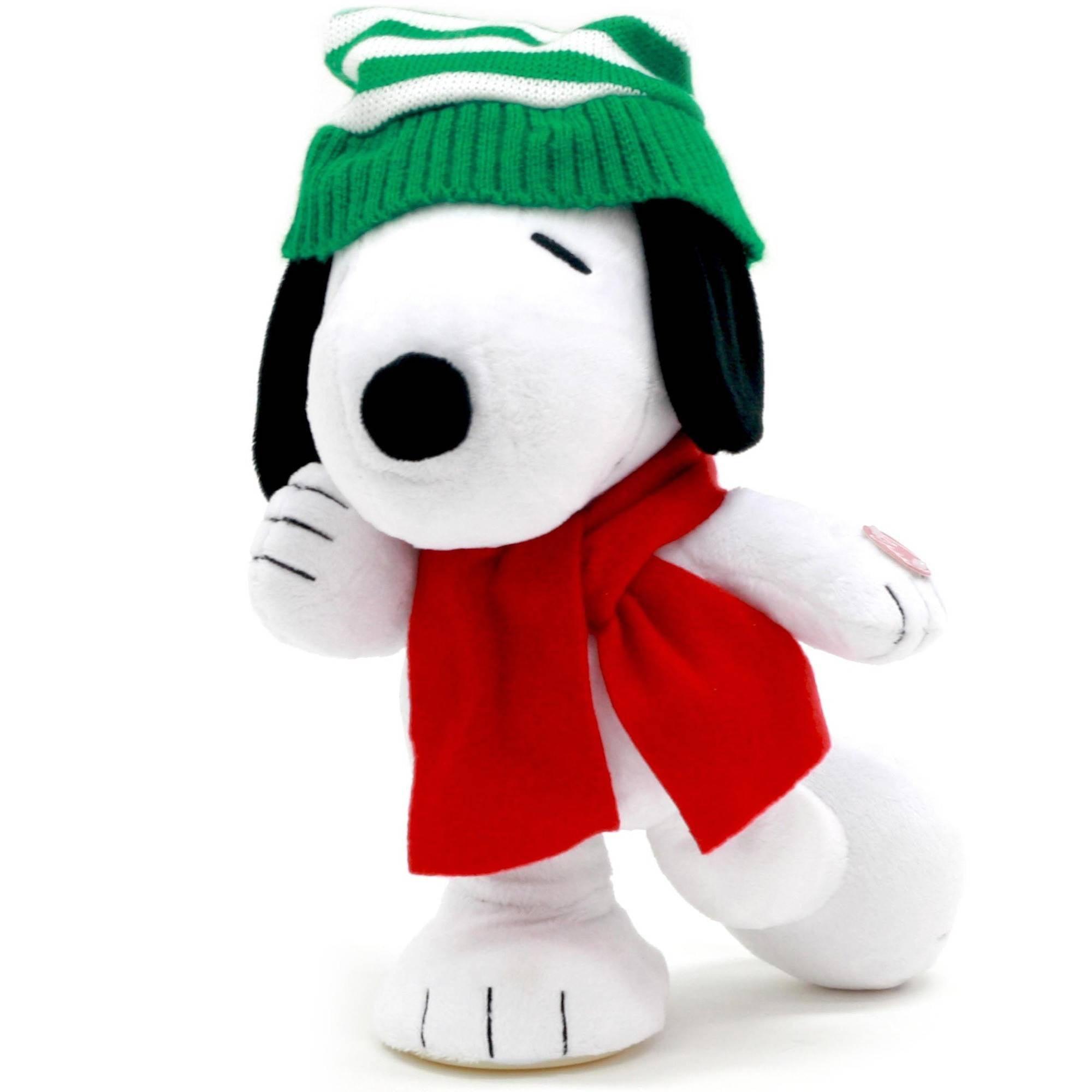 11.5-inch Musical Skating Peanuts Snoopy
