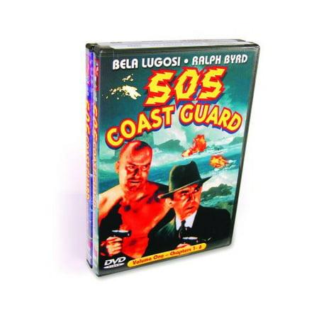 Sos Coast Guard 1 & 2 (DVD)