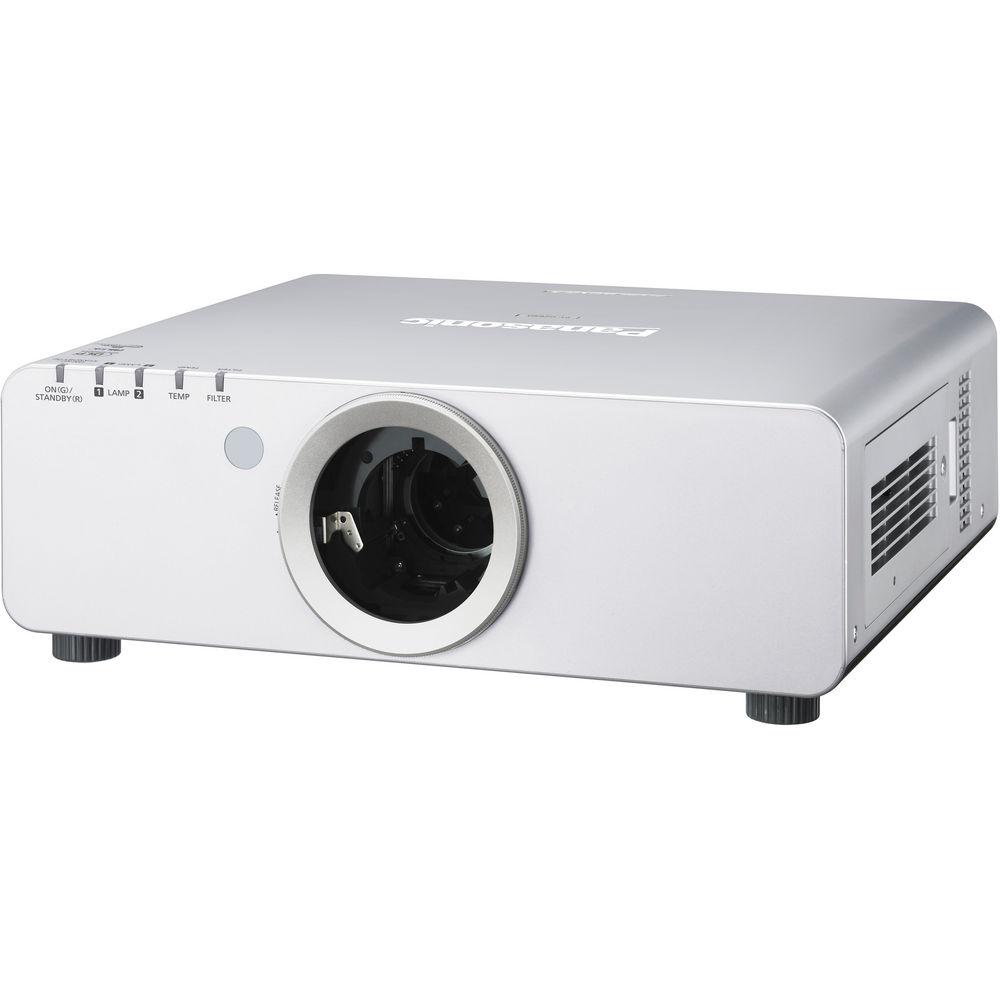 Panasonic PT DZ680LSU - DLP projector - 6000 ANSI lumens ...