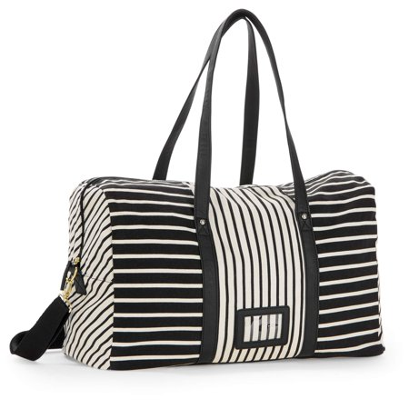 No Boundaries Canvas Printed Weekender Bag