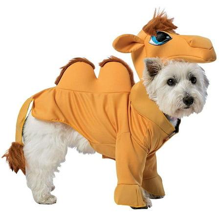Camel Dog Costume: Large