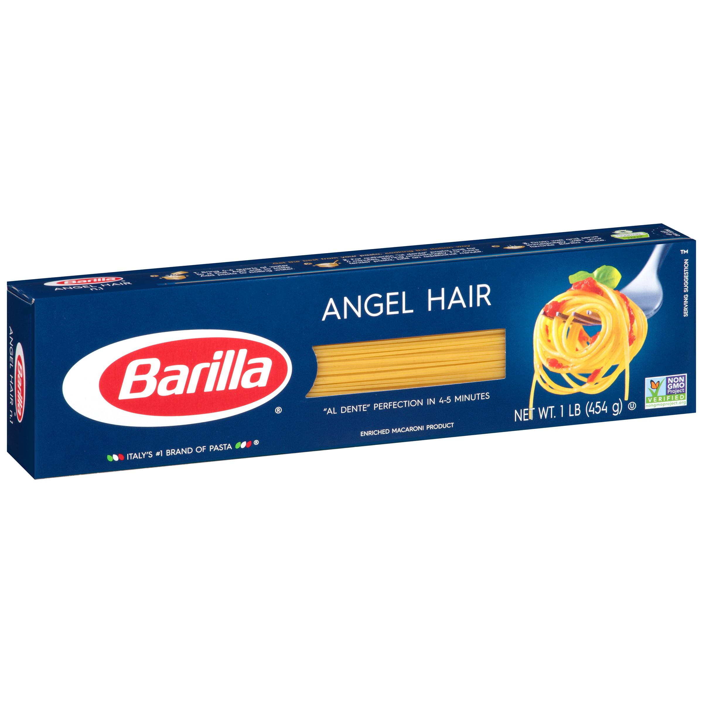 Barilla Pasta Angel Hair, 16.0 OZ by Barilla America, Inc.