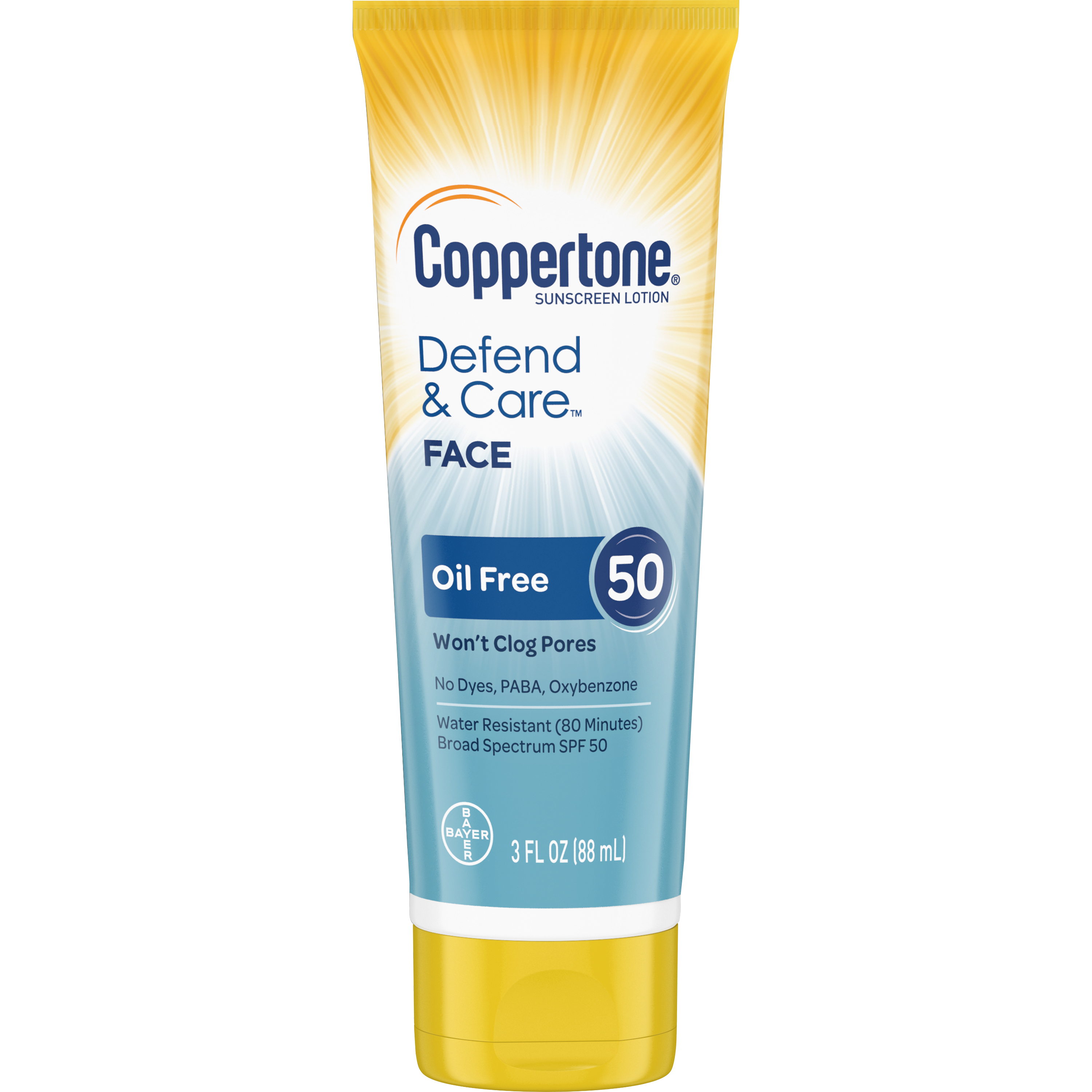 oil free sunscreen for face