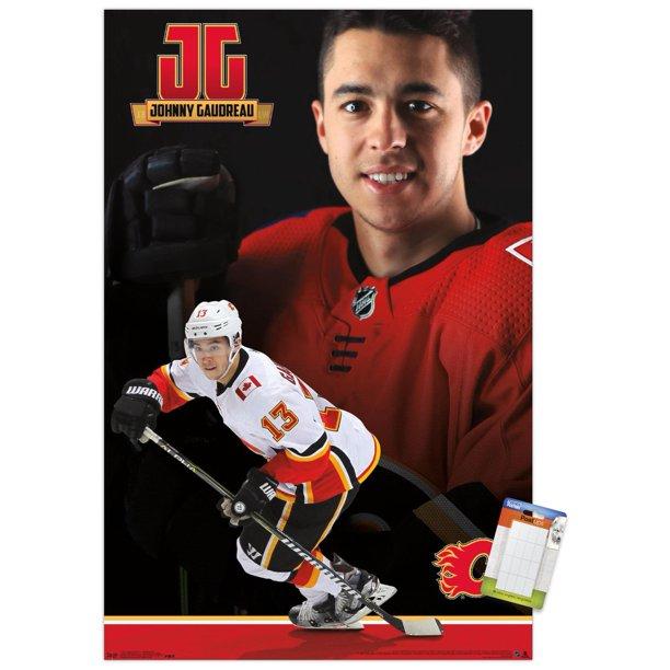 Nhl Calgary Flames Johnny Gaudreau 18 Walmart Com Walmart Com
