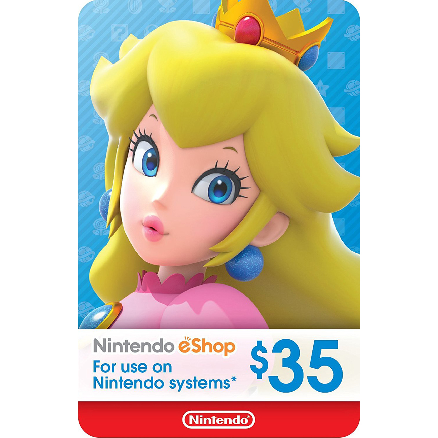 eCash - Nintendo eShop Gift Card $35 (Digital Download)