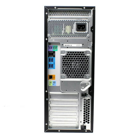 Refurbished HP Z440 Workstation E5-1650 v3 Six Core 3.5Ghz 128GB 500GB SSD M2000 No OS - image 3 of 3