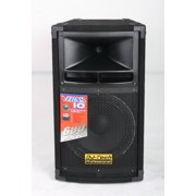 Dj-tech Vegas Vegas 10 300 W Rms - 600 W Pmpo Speaker - 2-way - 1 Pack - 60 Hz To 20 Khz - 8 Ohm - 96 Db Sensitivity - Stand Mountable, Pole Mount (vegas10_6)