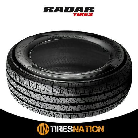 Motor Home And Rv Tires Walmart Com >> 1 New Radar Argonite Rv 4 205 65r16c 6p 107 105t Tl Commercial Trailer Tires