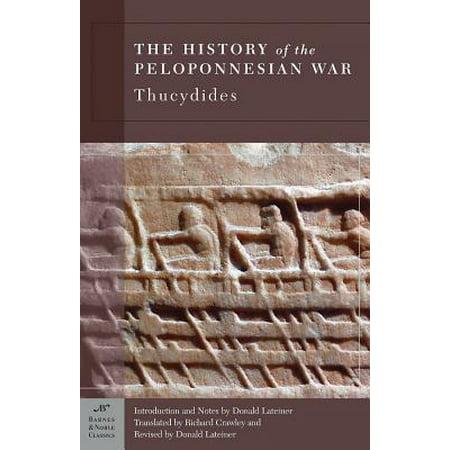 The History of the Peloponnesian War (Barnes & Noble Classics Series) -
