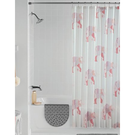 Mainstays Elephant Shower Curtain Set 14 Piece