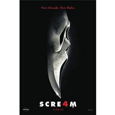 Scream 4 (DVD) - Adam Arkin Halloween