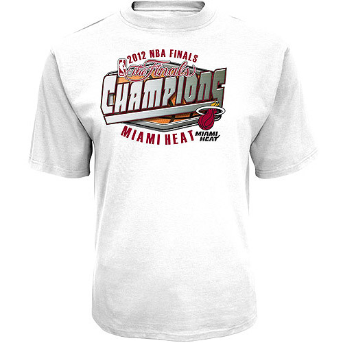 NBA Men's Miami Heat Short Sleeve Tee