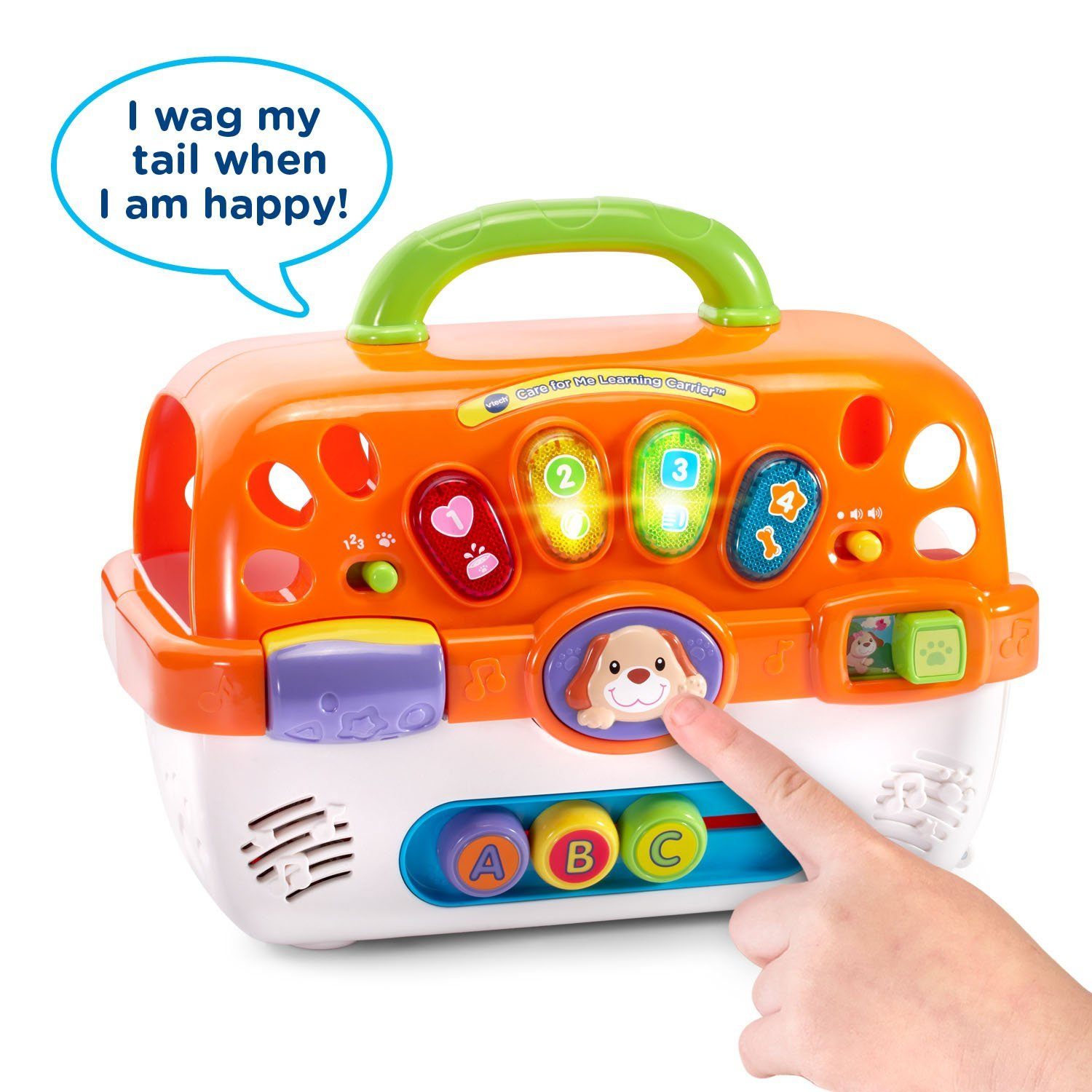 Care for Me Learning Carrier Toy line Exclusive This line