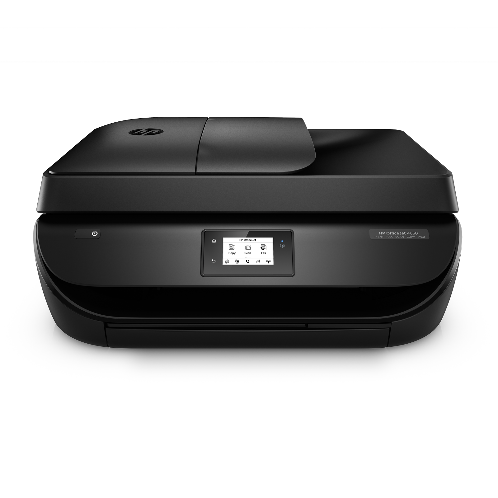 HP Officejet 4650 All-in-One - multifunction printer (color)