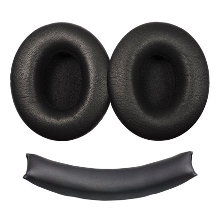 Eeekit Replacement Ear Pads Cushion  Headband For Beats By Dr  Dre Studio 1 0 Headphones