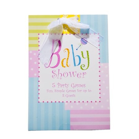 Baby Shower Game Book for $<!---->