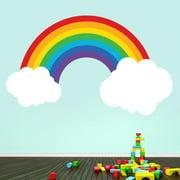 Sweetums Printed Rainbow Wall Decal