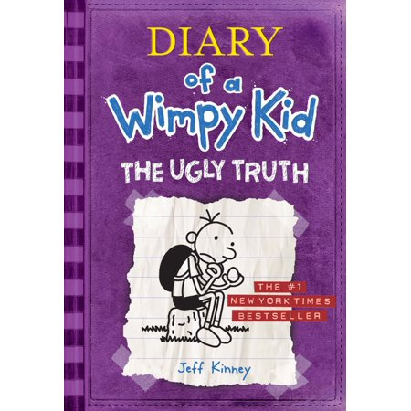 The Ugly Truth (Diary of a Wimpy Kid #5) - eBook