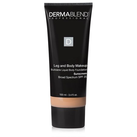 Dermablend Leg and Body MEDIUM BRONZE 3.4 OZ NEW IN BOX formerly