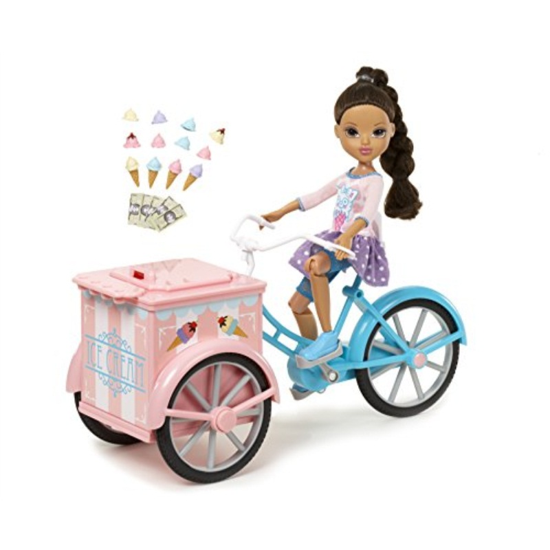 Moxie Girlz Ice Cream Bike with Sophina Doll