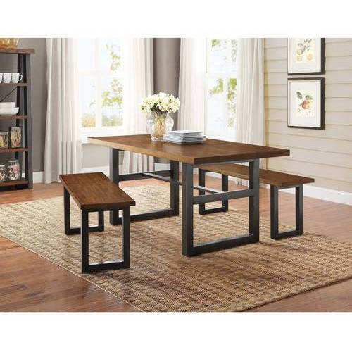Better Homes and Gardens Mercer 3-Piece Dining Set