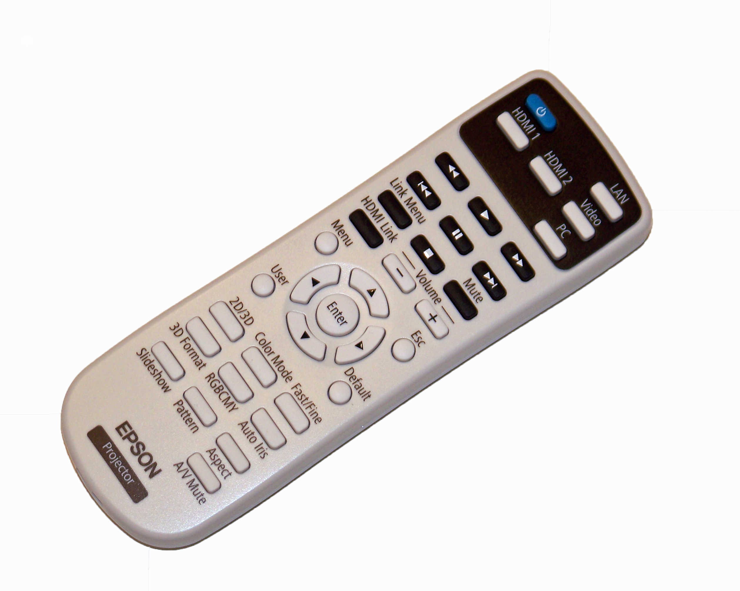 Replacement Remote Control for Epson EH-TW5200