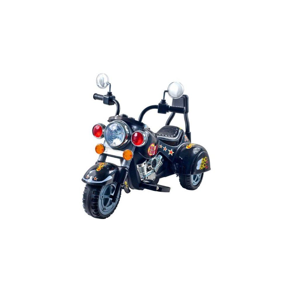 Ride on Toy, 3 Wheel Trike Chopper Motorcycle for Kids by Lil' Rider Battery Powered Ride... by